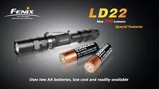 Fenix LD22 2015 Edition Torch