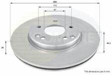 FOR MERCEDES-BENZ SLK 1.8 L COMLINE FRONT COATED BRAKE DISCS ADC1603V