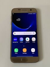 Samsung Galaxy S7 - 32GB - Gold (Unlocked) Smartphone Android