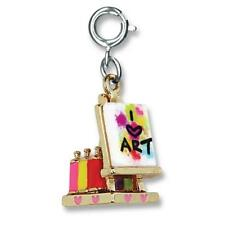 High Intencity Charm It!  I LOVE ART  For Bracelet / Necklace NEW