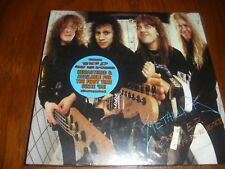Metallica: The $5.98 e.p. Garage Days Re-Visited, Sealed New!