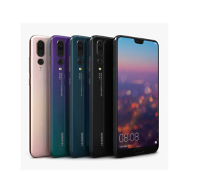 Huawei P20 Pro 128GB CLT-L29 Unlocked 4G Android Smartphone Excellent Condition