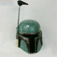 Star Wars Boba Fett Full Face Helmet Cosplay Costume Mask Unisex Halloween Props