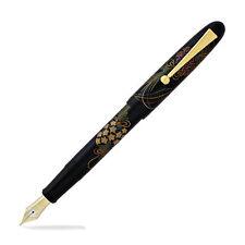 Namiki Yukari Collection Fountain Pen - Herb Decoration - Fine Point P63313