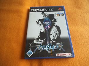 Soulcalibur II Playstation 2