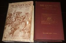 The Golden Dog : A Romance of the days of Louis Quinze in Quebec by Kirby