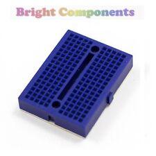 Solderless Prototype Breadboard (170 Points) - Blue - 1st CLASS POST