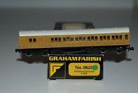 N Scale Graham Farish 0622 LNER Mainline Passenger Coach 45623 C8397