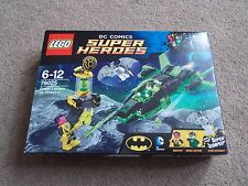 LEGO - SUPER HEROES BATMAN ( SET 76025 - GREEN LANTERN VS SINESTRO ) BRAND NEW