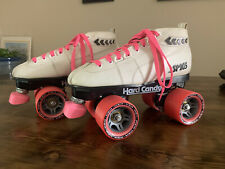Labeda Pacer Hard Candy Roller Skates Women's Size 6