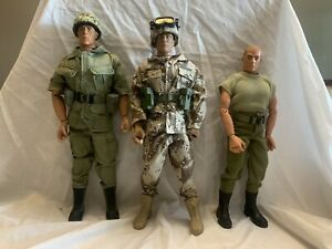 1/6 21st Century Toys Ultimate Soldier & SOTW Loose Lot Figures & Accessories