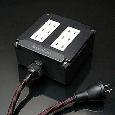 New Oyaide electric multi power tap OCB-1ST 6P From Japan