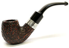 Peterson Donegal Rocky Bent Saddle Briar Pipe (221)