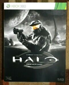 Halo Combat Evolved Anniversary Bradygames Official Strategy Game Guide