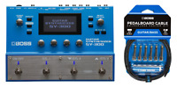 New Boss SY300 Guitar Synthesizer Effects Pedal