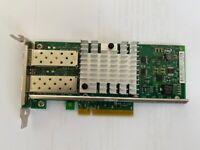 SUN / ORACLE 10GbE x520 Nic DUAL PORT PCIe LOW PROFILE CARD ADAPTER P/N: 7051223