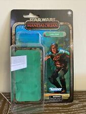 Hasbro Star Wars Black Series Cara Dune Credit Collection Mint Card Blister  HTF