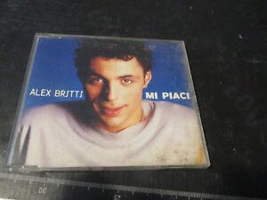 CD singolo 1999 ALEX BRITTI MI PIACI UNIVERSAL - 1562782 no lp mc