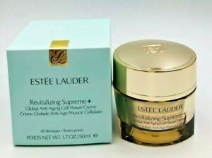 Estee Lauder Revitalizing Supreme+ Global Anti-Aging Cell Power Creme 1.7 / 50ml