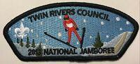 TWIN RIVERS COUNCIL BSA KITTAN OA LODGE 364 2013 NATIONAL JAMBOREE SKIER CSP