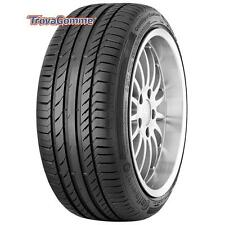KIT 4 PZ PNEUMATICI GOMME CONTINENTAL CONTISPORTCONTACT 5 SSR * FR 255/40R19 96W