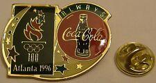 Pins coca cola ALWAYS ATLANTA 1996