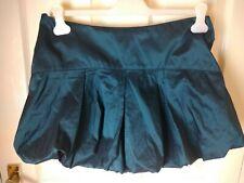 Love Label Size 12 Dark Green Puffball Skirt