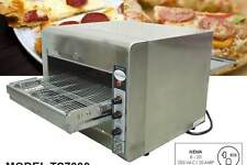 """OMCAN CE-TW-0356 Conveyor Commercial Countertop 14"""" Pizza and Baking Oven NEW!!"""