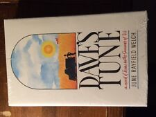 Dave's Tune : A Novel by June R. Welch (1973, Hardcover)