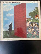 GEORGE HARRISON~WONDERWALL~LP~APPLE~ST-3350~IN SHRINK~w/INNER~1978