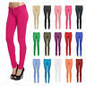 NEW LADIES SKINNY FIT COLOURED STRETCHY JEANS WOMENS JEGGINGS TROUSERS SIZE 8-22