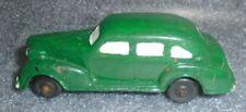 old Auburn Rubber toy sedan car