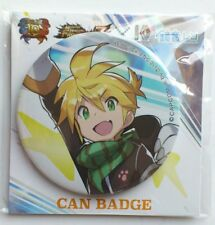 Kagamine Len can badge Monster Hunter Frontier Z vocaloid Japan movic