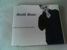 DAVID DIXON - FAITH LOVE & UNDERSTANDING - UK CD SINGLE