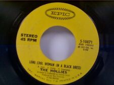 """HOLLIES """"LONG COOL WOMAN (IN A BLACK DRESS) / LOOK WHAT WE'VE GOT"""" 45"""