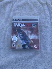 New - Sony PlayStation 3 - PS3 - PS3 - NBA 2K15 - NBA2K15