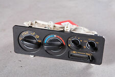 A/C controls - Air Conditioning and Heat controls - Fits V26 Mitsubishi Pajero