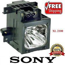 Sony XL-2100 Replacement Lamp XL-2100U TV Bulb Housing NEW