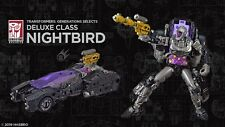TRANSFORMERS GENERATIONS SELECTS WFC-GS DELUXE NIGHTBIRD ACTION FIGURE