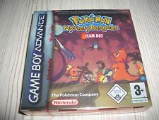 Pokémon Mystery Dungeon: Team Rot Nintendo Game Boy Advance Neu in Folie TOP !!!