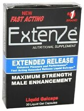 ExtenZe Maximum Strength Male Enhancement Fast Acting Extended Release