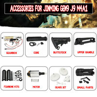 Nylon Original Accessories Modified Parts For JinMing Gen9 M4A1 Gel Ball Toy !