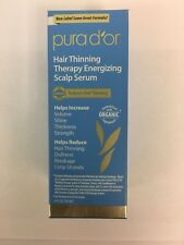 Purador Hair Thinning Therapy Energizing Scalp Serum - 4 oz