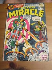 Mister Miracle #  7 April 1972 Jack Kirby Fourth World - Big Barda Boy Commandos