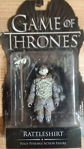 Game of Thrones Funko Rattleshirt Fully Poseable Action Figure New