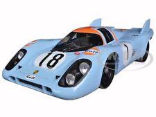 1:18 Norev 187582 1971 Porsche 917K 24h Le Mans Training OLIVER/Siffert/CLOCHE