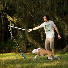 Flirt Pole V2 Dog Exercise Toy Fleece Bundle - Tough Dog Toys