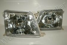 2000-2002 TOYOTA Land Cruiser FJ90 Prado HeadLights Front Lamps LH+RH  Pair