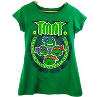 Teenage Mutant Ninja Turtles T Shirt Women's Large TMNT