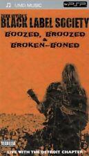 Zakk Wylde's Black Label Society: Boozed, Broozed & Broken-Boned - PSP UMD* NEW